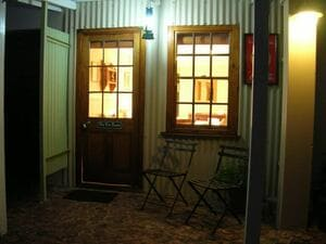 The Tin Room exterior view